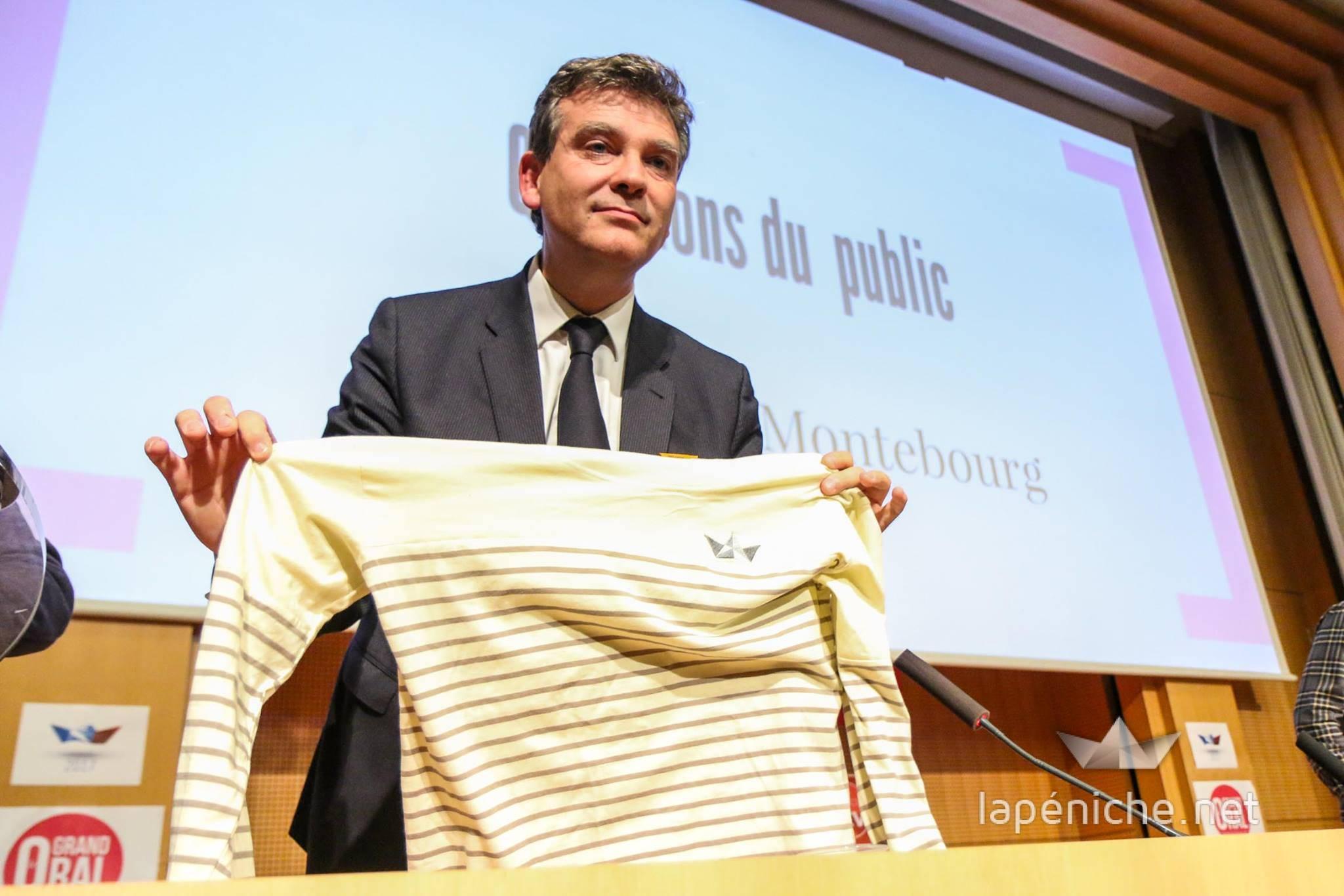 3 phrases à retenir du Grand Oral d'Arnaud Montebourg