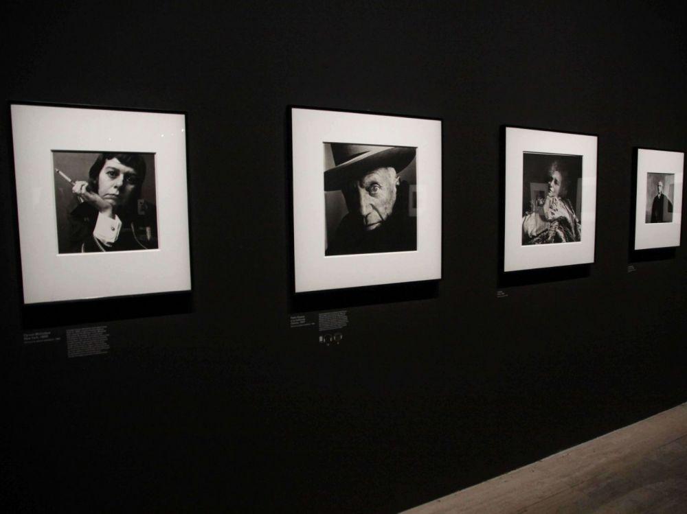 Le Mag' : Irving Penn au Grand Palais