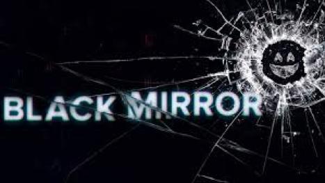 Black Mirror : noir, c'est noir ( mais pas sans espoir )