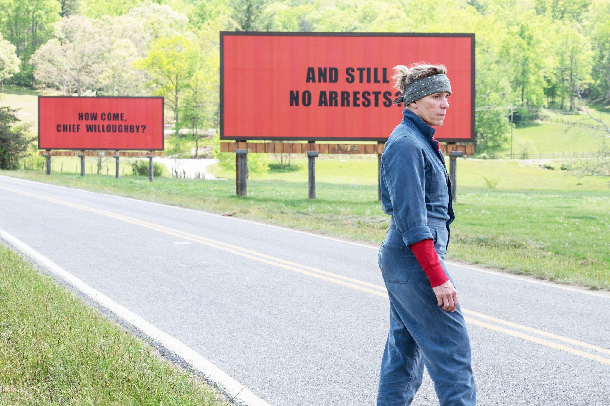 Le Mag' : Three Billboards Outside Ebbing, MO