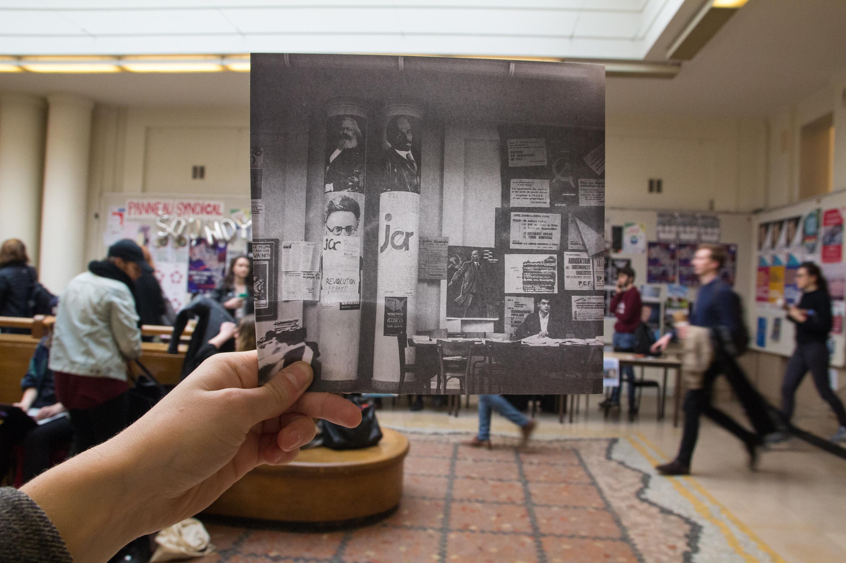 Mai 68 à Sciences Po, quatrième épisode : «L'action politique, c'était la croisade à coups de poing»