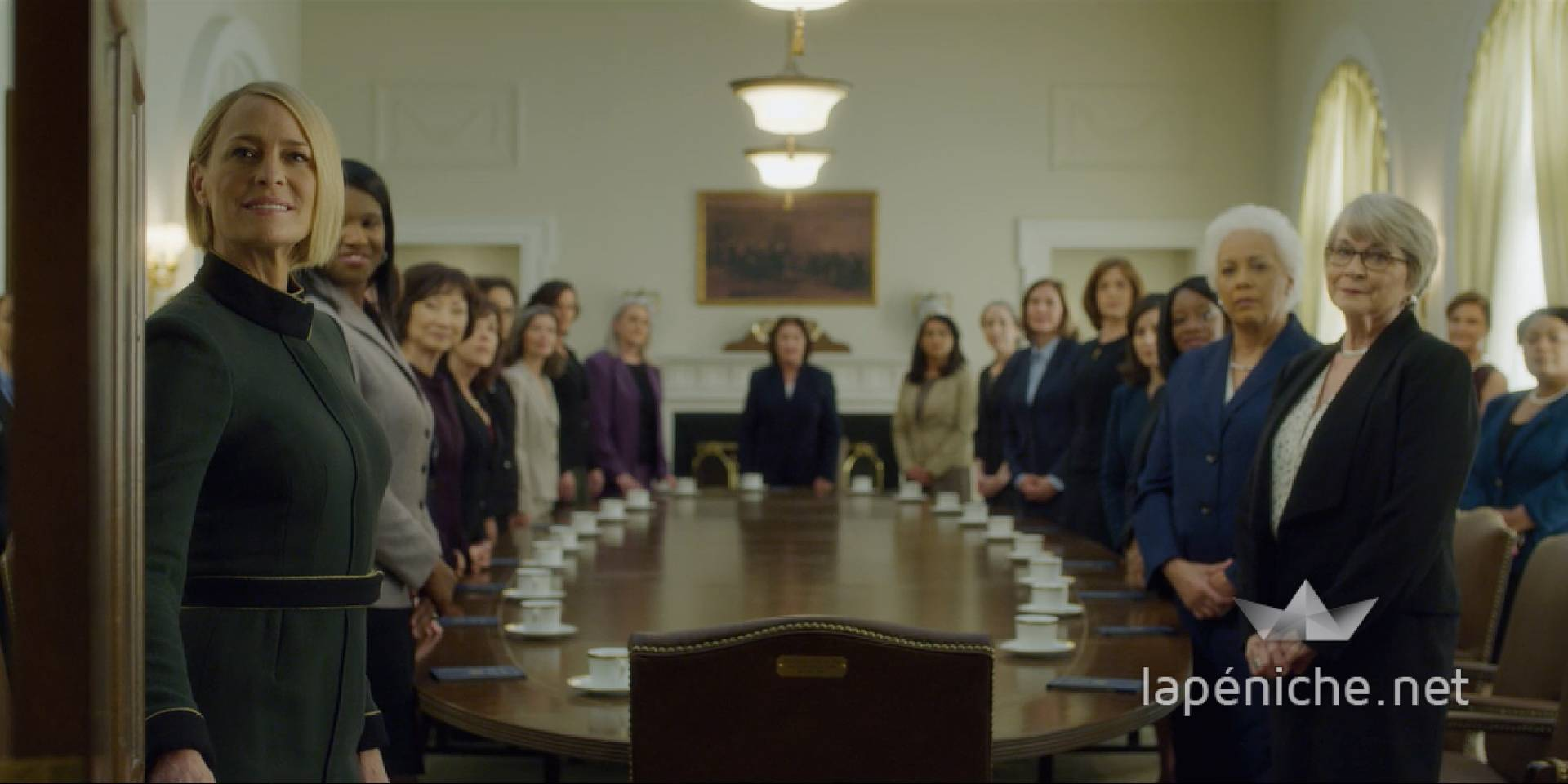 House Of Cards Saison 6 : une affaire peu claire