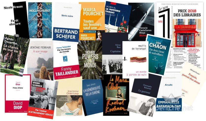 Le Mag' : Rentrée littéraire 2018 – S'il ne devait en rester que trois…