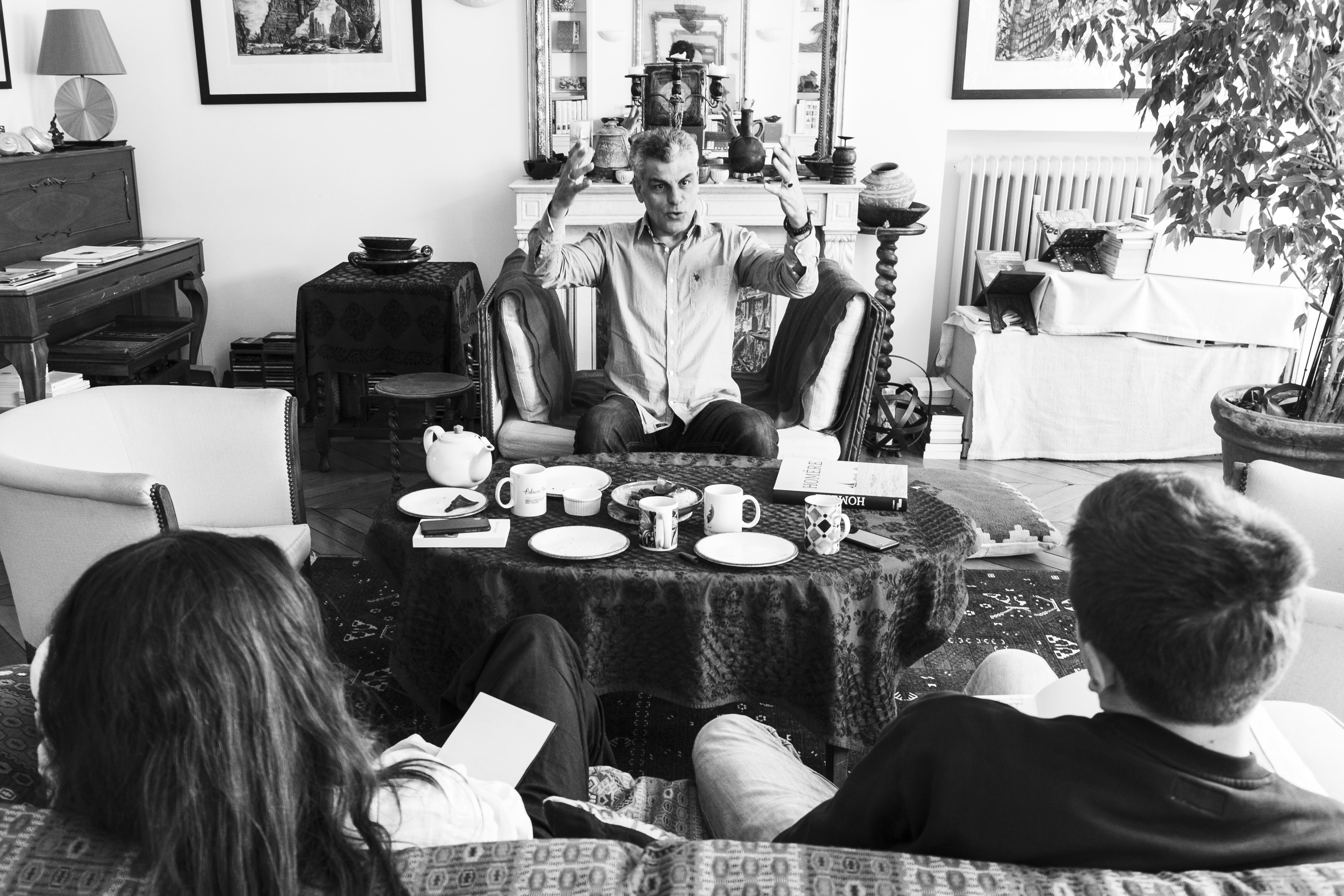 Rencontre avec Ferrante Ferranti – «la photographie est un jeu de miroir»