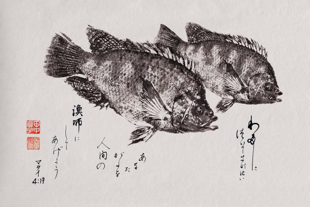 De l'art et des poissons